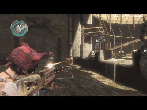 Heavenly Sword Walkthrough - Twing Twang by Overlord73 Game