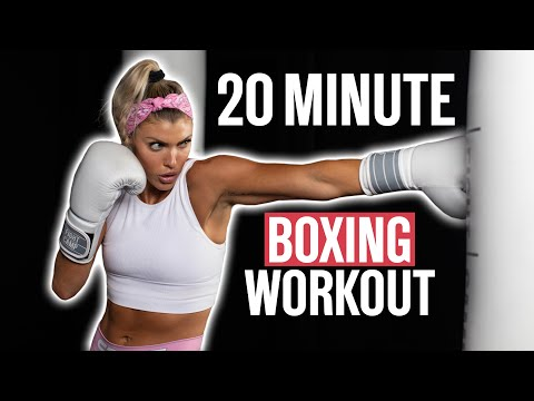{Stream For Free} Boxing Workout For Beginners 4 Rounds