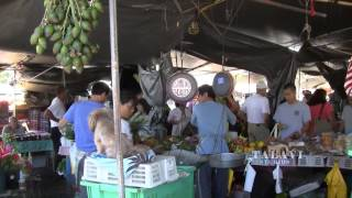 Hilo Farmers Market, Hawaii