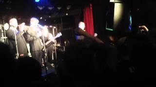 Area 7 - Nobody Likes A Bogan Live @ The Corner Hotel Melbourne 17-12-2012