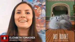 Inside Scoop on Working at Dreamworks - Previs Layout Artist Elizabeth Tomashek Interview
