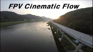 FPV Drone 해질녘 관광비행 / FPV Cinematic Flow(IFlight Cidora SL5)