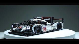 LEGO Technic   Porsche 919HY  Le Mans 2016 v
