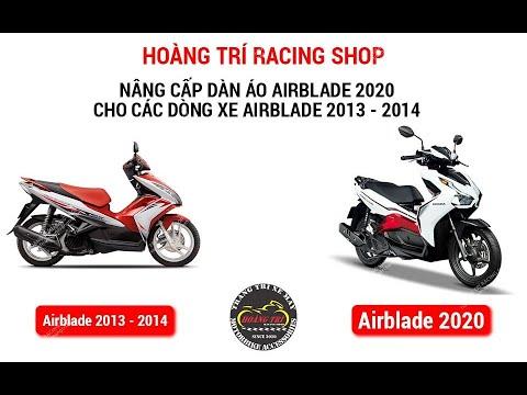 Airblade 2013 độ thành Airblade 2020