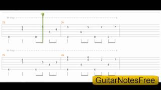 (2NE1) Lonely - Sungha Jung Guitar Tab HD