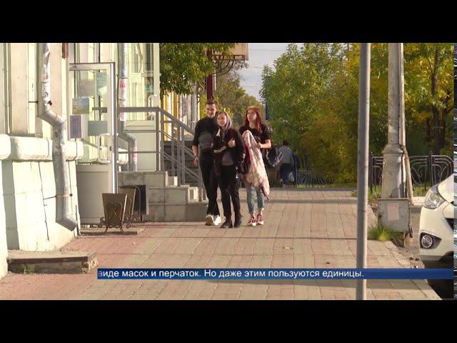 За отсутствие масок ангарчане могут заплатить штраф 10 тысяч рублей