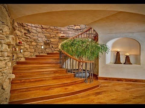 Лестница для Дома в Средиземноморском Стиле