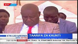 Viongozi wa Jubilee walaumu kaunti ambazo zimepitisha hoja za kubuniwa kwa mabunge