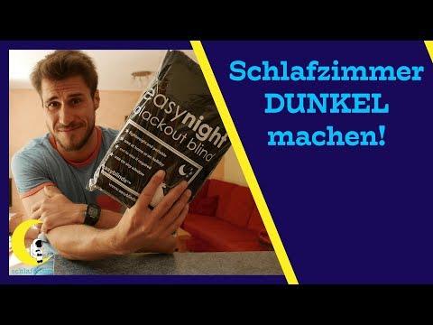 SCHLAFZIMMER DUNKEL MACHEN! - Produkttest
