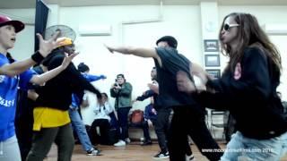 Brooklyn, NY Rock Dance apache line