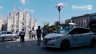 Tecnologia V2G: una partnership Nissan, Enel X e RSE