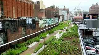 Great Museums: Elevated Thinking: The High Line in New York City