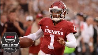 College Football Highlights: Kyler Murray, Oklahoma survive challenge from Army | ESPN | Kholo.pk