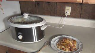 How To Make Mexican Lasagna In A Crock Pot - HD
