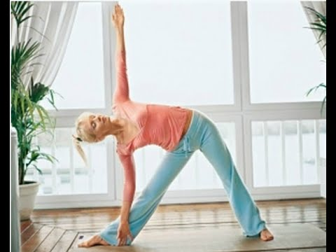 Занятие для начинающих. Основы травмобезопасности в йоге.