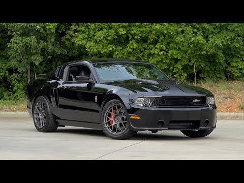Video of '13 Mustang - QAAB