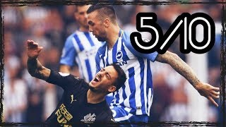 Players ratings | Brighton 1-0 Newcastle United