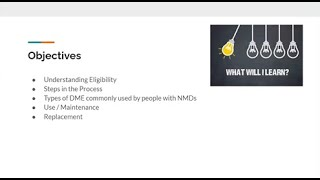 MDA Engage: Medical Equipment and Assistive Devices for Neuromuscular Disease - Part 2