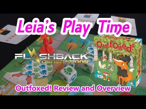 Leias Playtime and Flashback Generations OVERVIEW