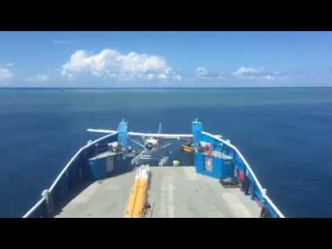 Fodico Marine Group conducts sensitive salvage of sea plane