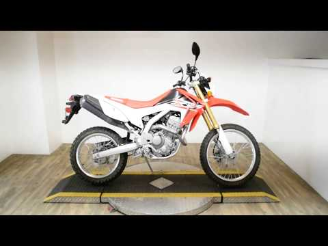 2015 Honda CRF®250L in Wauconda, Illinois - Video 1