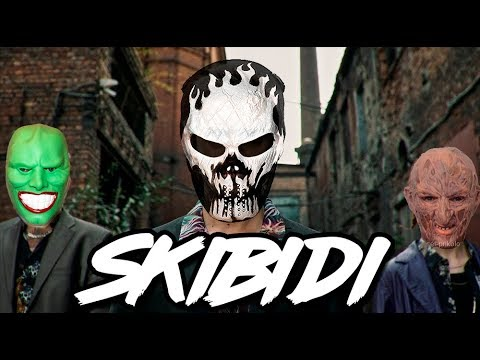 SKIBIDI -  LITTLE BIG (ПАРОДИЯ) | SKIBIDI CHALLENGE (видео)