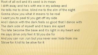 Angel Haze - Wicked Moon lyrics