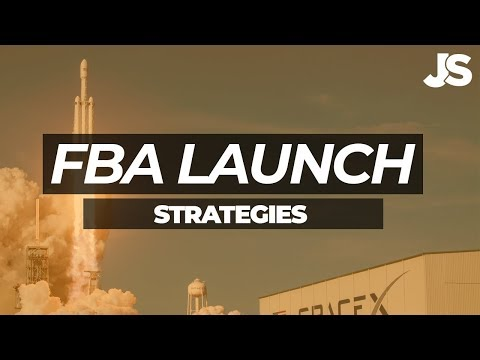 Amazon FBA Private Label Product Launch Strategy