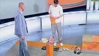 Детская обувь: как должна быть устроена и нужна ли она вообще.