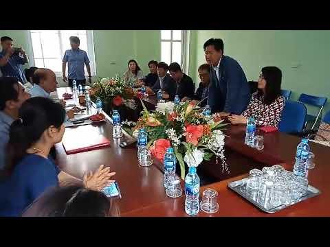 Hội thảo giữa 2 Trường ĐH Deagu Haany Hàn Quốc Và Trường CĐ Việt - Anh (Ngày 16/6/2018)