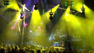 String Cheese Incident  10-15-2015 You've Got the World - Black & White - Song In My Head