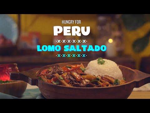 Lomo Saltado | Hungry For…Peru