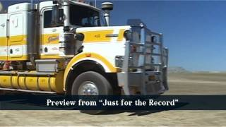 Just for the Record World's Longest Road Train part-2