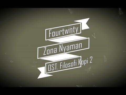 Fourtwnty - Zona Nyaman  KARAOKE TANPA VOKAL (OST  Filosofi Kopi 2) - All Around Karaoke Covers