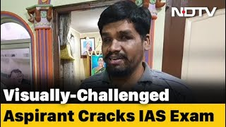 You Need To Try Hard To Get What You Want: Chennai Aspirant On Cracking Civil Services Exam - Download this Video in MP3, M4A, WEBM, MP4, 3GP