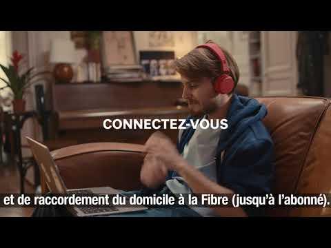 Musique publicité SFR La rentrée idéale de la coloc'    Juillet 2021