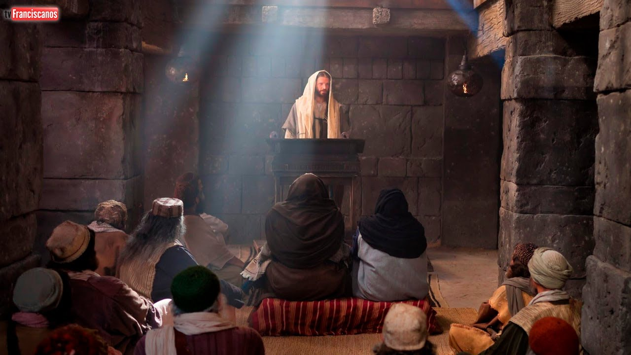 Palavra da Hora   Como Jesus via a si mesmo