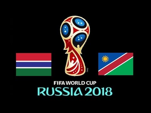 GAMBIA v. NAMIBIA - CAF 2018 FIFA World Cup