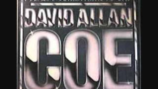 David Allan Coe - I Could Never Give You Up ( For Someone Else )