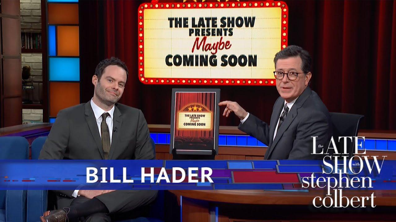 Maybe Coming Soon With Bill Hader thumbnail