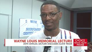 Stephen Wayne Louis Memorial Lecture
