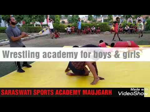 saraswati sports academy