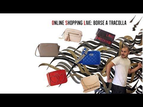 Borse a tracolla donna | Online Shopping Live 03 || Andrea Cimatti