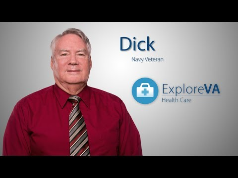 VA helped Dick shed the weight that put his health and life at risk.