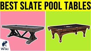 8 Best Slate Pool Tables 2019