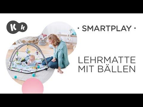 KinderKraft Smartplay (Blau, Weiss, Schwarz, Gelb)