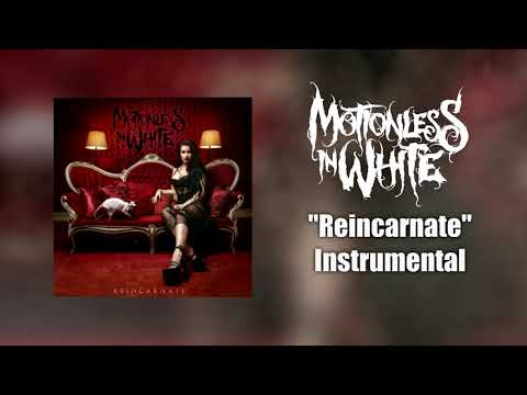 Motionless In White - Reincarnate Instrumental (Studio Quality)