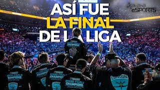 La impresionante FINAL de la Overwatch League 2018 en 3 minutos