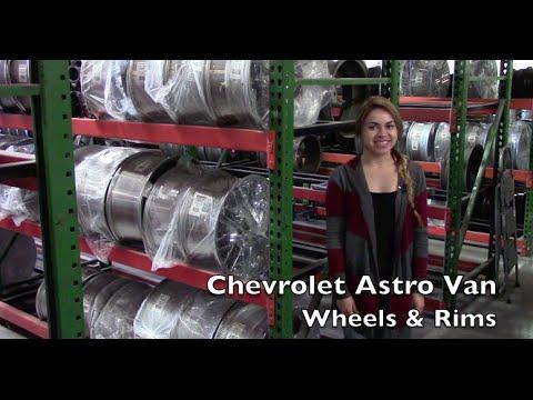 Factory Original Chevrolet Astro Van Wheels & Chevrolet Astro Van Rims – OriginalWheels.com