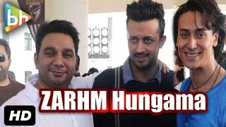 Exclusive Interview: Tiger Shroff | Atif Aslam | Ahmed Khan On Zindagi Aa Raha Hu Main